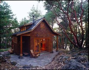 Orcas Island Cottage