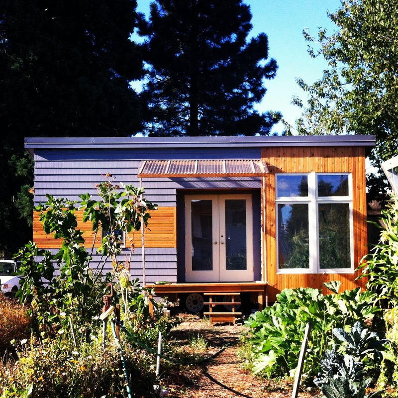 The Rustic Tiny House I Want To Be A Minimalist